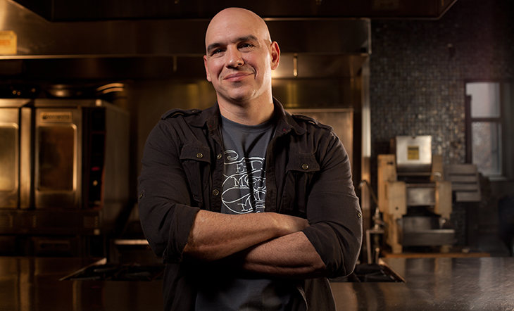 JBF Award Winner Michael Symon (photo: Paul Sobota)